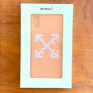 Off-White Leaves Arrows X Cover Nude - White